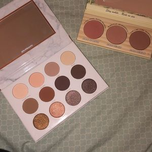 Two Makeup Palettes